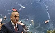 Bakan Çavuşoğlu'ndan Rus vatandaşa başsağlığı