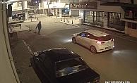 Çaldığı dubayı otomobilin üzerine koyup, ters yönde yoluna devam etti