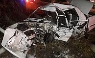 Feci kaza: 3 ölü, 2 yaralı