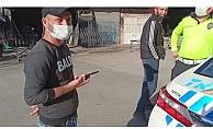 Sahte sürücü belgeli şoföre ceza yağdı