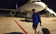 Trabzonspor'un uçağı Gazipaşa'dan havalanamadı
