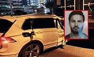 Alanya'da feci kaza! 1 ölü