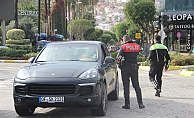 Alanya'da yasağa uymayanlar cezadan kaçamadı!