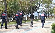Alanya'da kısıtlamayı ihlal eden kişilere ceza yağdı