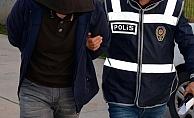 Antalya'da FETÖ/PDY operasyonlarında 1 tutuklama