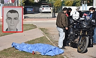 Çocuk parkında erkek cesedi bulundu