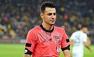 Göztepe - Aytemiz Alanyaspor maçının hakem belli oldu