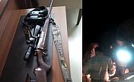 Kaçak yaban keçisi avına 64 bin TL ceza