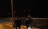 Polisi vuran şahıs nefes kesen operasyonla yakalandı