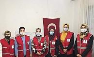 Türk Kızılayı kadın kolları yönetimi yenilendi