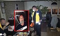 Karısına öyle bir fotoğraf yolladı ki polis ve itfaiye alarma geçti