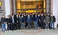 AK Gençlik mahalle başkanları ile buluştu