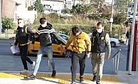 Alanya'da motosiklet hırsızları tutuklandı!