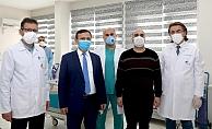 ALKÜ'nün sağlık öğrencileri prosedüre takıldı