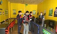 Antalya'da jandarmadan 483 personelle bahis ve kumar denetimi
