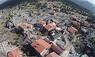 Akseki'de beton yapı girmeyen köy