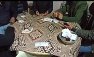 Jandarmanın kumar baskınında 66 bin 878 TL idari para cezası