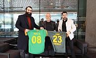 Ünlü oyuncular Alanyaspor'a başarı diledi