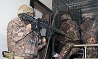 Dev narkotik operasyonunda 175 tutuklama