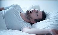 Uyku apnesi ve horlamadan kurtulmanın tedavisi mümkün!