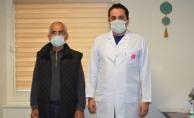 Alanya'da emekliye ayrılan sağlıkçılara veda