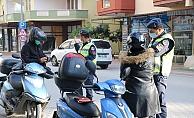 Alanya'da kısıtlamayı ihlal eden kişilere ceza yağdı!