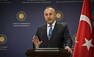"""Dışişleri Bakanı Çavuşoğlu: """"Mescid-i Aksa'ya yapılan saldırıyı şiddetle kınıyorum"""""""