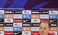 Gianni de Biasi, Türkiye maçı sonrası konuştu