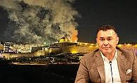Yücel: İsrail'in saldırılarını kınıyorum!