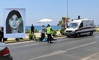 Alanya'da hafif ticari aracın çarptığı bisikletli genç kız öldü!