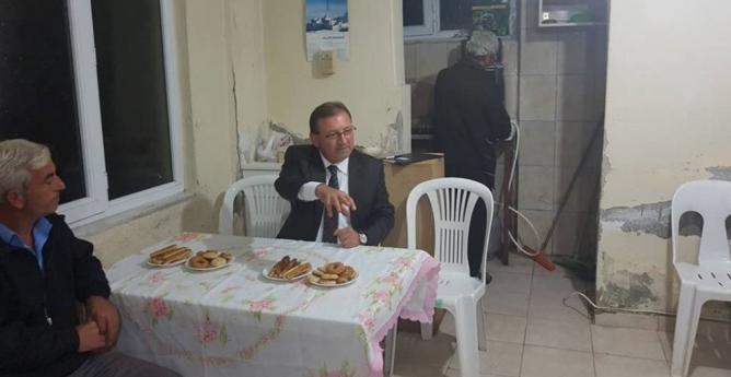 Toplantılar Kızılcaşehir'de devam etti