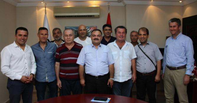 Tuna'nın turizm  projelerine övgü