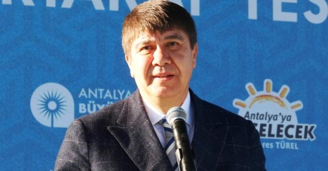 Türel: CHP yine  adres şaşırdı