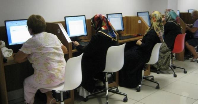 Ücretsiz bilgisayar kursu 10 Ekim'de başlıyor