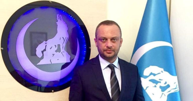 Ülkü Ocakları'ndan  Türkmen'e yardım eli