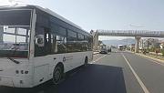Halk otobüsü şoförü ehliyetsiz çıktı