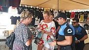 Polis, turizme katkı  sağlamaya devam ediyor
