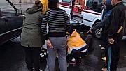 Alanya'da yağmur kaza getirdi