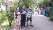 Turistlerin rahat gezebilmeleri için harita dağıtıldı