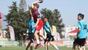 Alanya Ramazan Demirci AçıkAlan Hentbol Turnuvası başladı