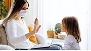 Aile içinde sosyal mesafeye dikkat edin