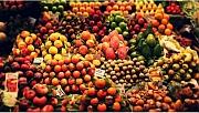 Meyvelerin üstündeki parafine dikkat!