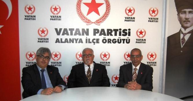 Vatan'dan 1 Mayıs çağrısı