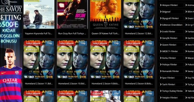 Yabancı Filmler Nereden İzlenebilir?