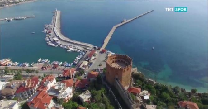 Yaşam Köyü Projesi'ni   TRT Spor'a anlattı