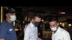 Alanya'da aralıksız maske, sosyal mesafe ve hijyen denetimi