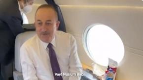 Bakan Çavuşoğlu#039;ndan nostalji