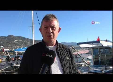 Alanya'da balıkçıları canından bezdiren balon balığı derisi ayakkabı, cüzdan, çanta olacak