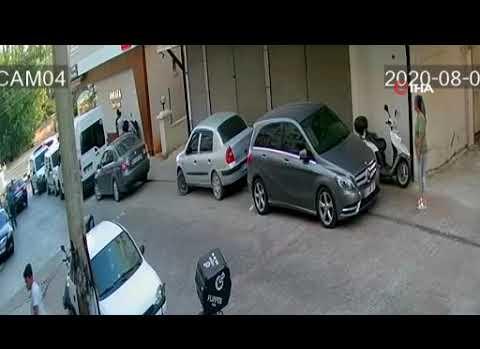 Alanya'da otomobildeki 2 çocuğu kaçırma girişimi şüphelisi tutuklandı