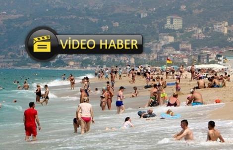 Alanya turizminde bayram dopingi!